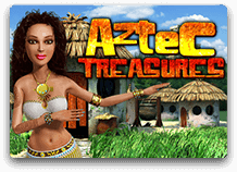 777 игровой автомат Aztec Treasures 3D в казино