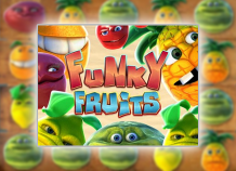 Funky Fruits — – игровой автомат в казино Кристалл Россия