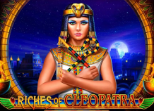 Riches Of Cleopatra – игровой автомат онлайн в казино Кристалл